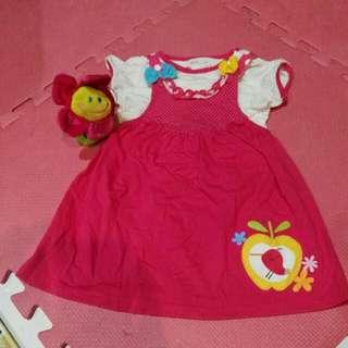 Bamboo Fiber Baby dress
