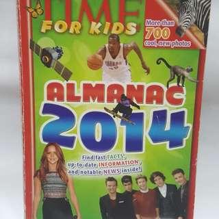 Time for Kids - Almanac 2014