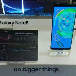 Samsung galaxy note 8 cicilan murah