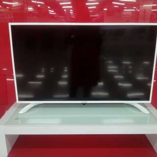 "Sharp LED TV 40"" White"