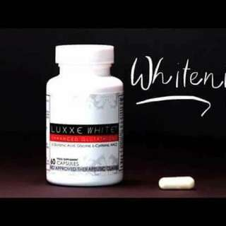 LUXXE whitening pills & bar