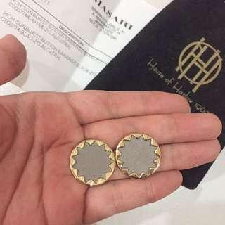House of harlow starburst earrings