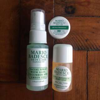 Mario Badescu products