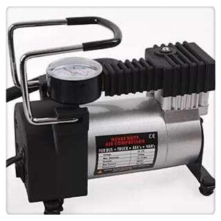 汽車打氣充氣泵