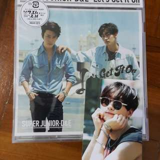 D&E let's get it on album w eunhyuk pc