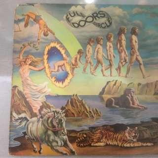 Doors – Full Circle, Vinyl LP, Elektra – EKS-75038, 1972, USA