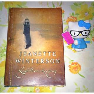 SALE! P150! Lighthousekeeping by Jeanette Winterson