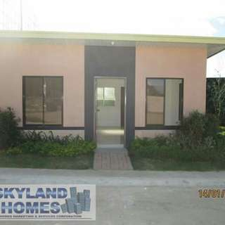 affordable single firewall house and lot for sale in bulacan
