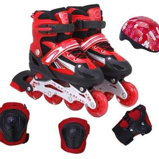 KIDS ROLLER SHOES
