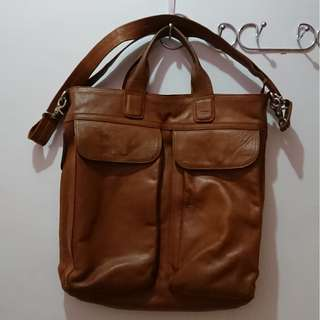 Vedasto Leather Bag