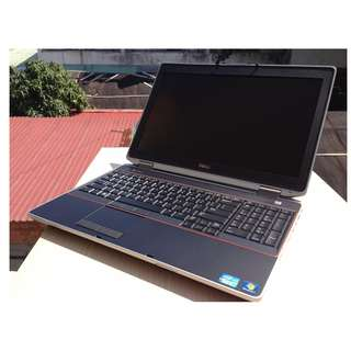 """15"""" Dell i7 Laptop + MS Office + Full HD Display + LED Keyboard"""