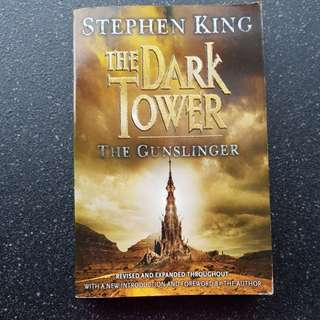 Stephen King - The Dark Tower The Gunslinger
