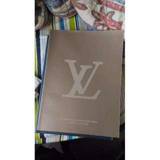 LV Catalogue 2006 LOUIS VUITTON book 書 $99
