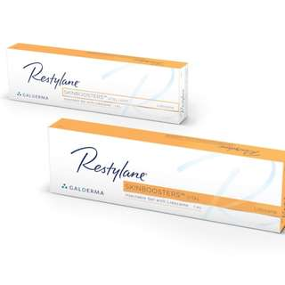 restylane skin booster package