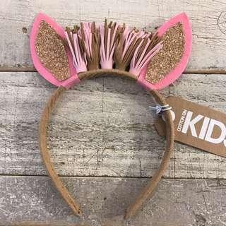 Horse Headband 🐴