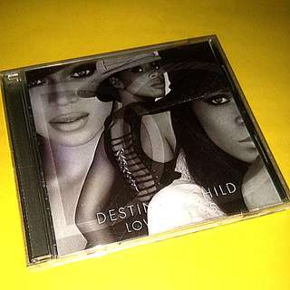 Destiny's Child- LOVE SONGS