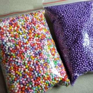 Floam beads