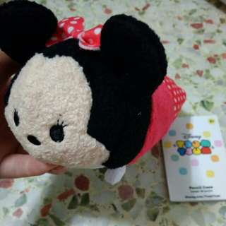 Tsum Tsum Minnie pencil case