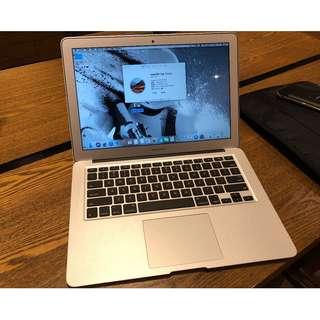 新淨MacBook air(2017)I5 8g 128gb