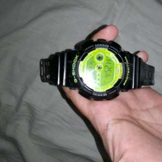 G-Shock Casio GD-100sc