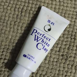 SENKA Shiseido Perfect White Clay