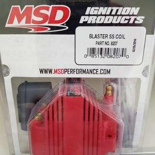 Original MSD Blaster Coil SS
