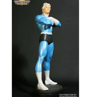 Bowen Quicksilver Avenger Blue Blue variant Statue (not Sideshow XM)