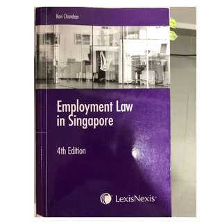 Employment law in singapore
