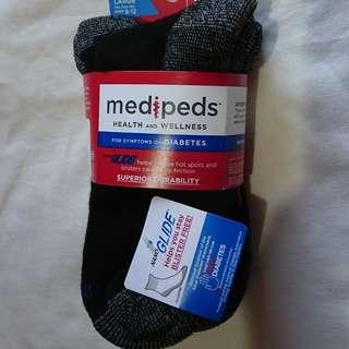 4 pairs Medipeds Socks