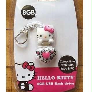 Hello Kitty Flash Drive (Sanrio Authentic 8GB)