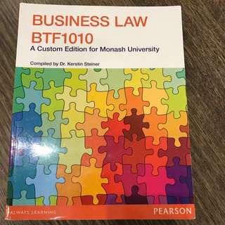 Business Law Monash