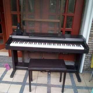 Yamaha Clavinova Digital Piano Clp-153s