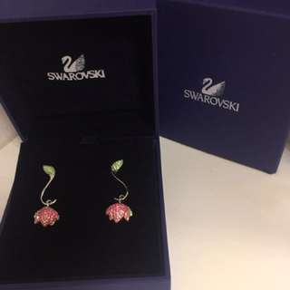 🌟🌟 Swarovski Earrings 一對 💕💕