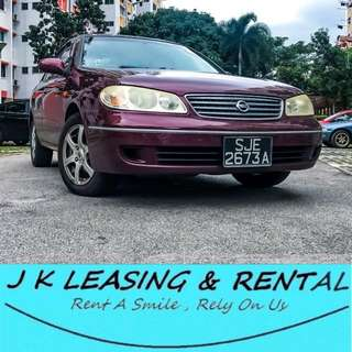 *FIRE RENTAL PROMO* NISSAN SUNNY UBER GRAB RENT RENTAL SEDAN CHEAP PROMO
