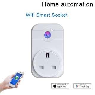 📳美國WIFI無線智能插座📳