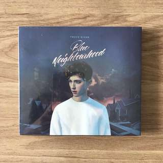 [wts] troye sivan blue neighborhood