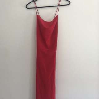 Dion Lee Backless dress - worn once- perfect condition!