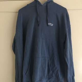 Stussy blue jumper
