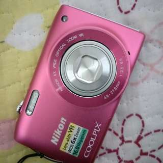 Digital Camera Nikon Coolpix