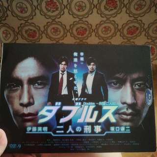Japanese drama dvd ~ Doubles