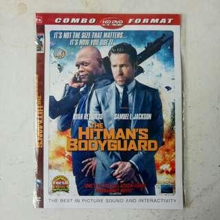 DVD Film 'The Hitsman's Bodyguard'