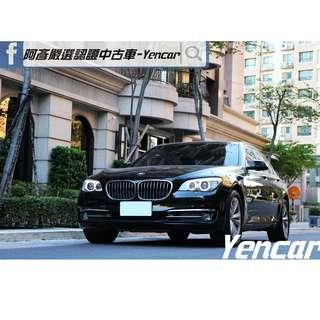 FB搜尋【阿彥嚴選認證車-Yencar】'14年BMW 730d 3.0L 總代理、中古車、二手車