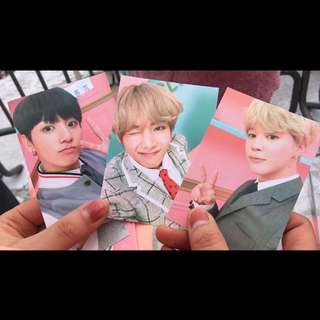 [CLOSE]4th Muster Photocards+Binder