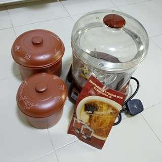 Slow Cooker steamer stewer