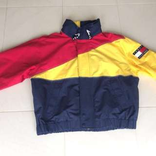 Tommy Hilfiger sailing gear vintage jacket