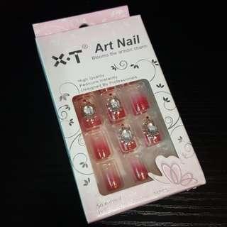 24pcs Art nail