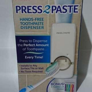 Toothpaste Dispenser