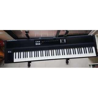 88 key weighted usb midi keyboard Native instruments Kompete Kontrol S88