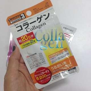 Daiso Collagen Supplement