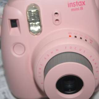 Instax mini 8 with complete accesories
